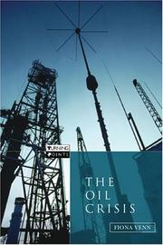 Cover of: The Oil Crisis