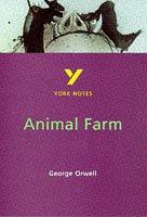 Cover of: York Notes on George Orwells Animal Farm | Robert Welch
