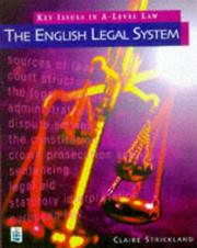 Cover of: Key Issues in A-Level Law (Key Issues in A-level Law)