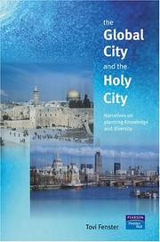 Cover of: The Global City and the Holy City