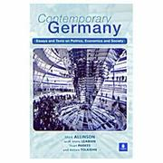 Cover of: Contemporary Germany | Mark Allinson