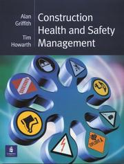 Cover of: Construction Health and Safety Management (Chartered Institute of Building)