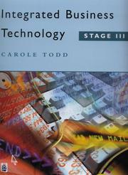 Cover of: Integrated Business Technology