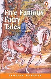 Cover of: Five Famous Fairy Tales | Swan