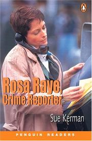 Cover of: Rosa Raye