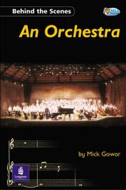 Cover of: Behind the Scenes:an Orchestra (PHLR)