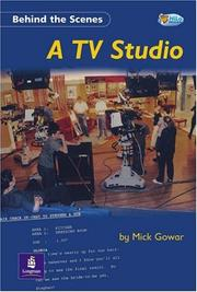 Cover of: Behind the Scenes:a TV Studio (PHLR)