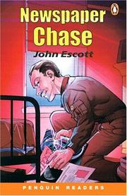 Cover of: Newspaper Chase | John Escott