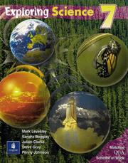 Cover of: Exploring Science