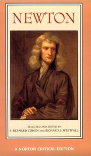 Cover of: Newton |