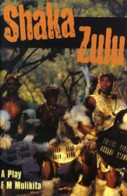 Cover of: Shaka Zulu