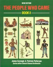 Cover of: The People Who Came | Carnegie