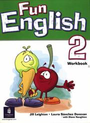 Cover of: Fun English Level 2 (Fun English) | Jill Leighton