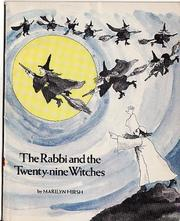 Cover of: The rabbi and the twenty-nine witches: A Talmudic Legend