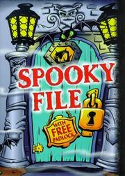 Cover of: My Spooky File (Young Hippo - Spooky)