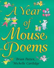 Cover of: A Year of Mouse Poems
