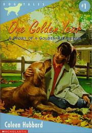 Cover of: One golden year
