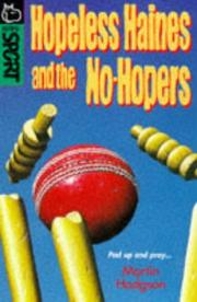 Cover of: Hopeless Haines and the No-hopers (Hippo Sport S.)