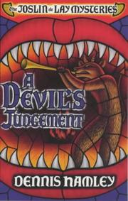 Cover of: Devils Judgement (Point Crime: The Joslin De Lay Mysteries)