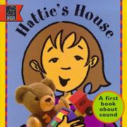 Cover of: Hattie's House (Learn with Little Hippo S.)