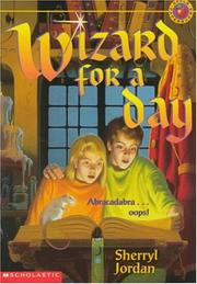 Cover of: Wizard for a Day