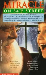 The Miracle On 34th Street December 1994 Edition Open