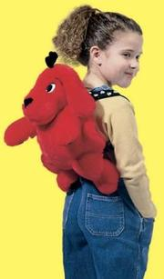 Cover of: Clifford Backpack Plush