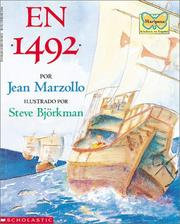 Cover of: En 1492/In 1492