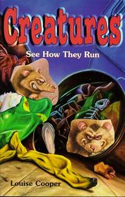 Cover of: See How They Run (Creatures S.)