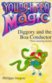Cover of: Diggory and the Boa Conductor (Young Hippo Magic)