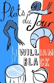 Cover of: Plats du Jour | William Black