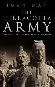 Cover of: The Terracotta Army