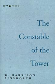 Cover of: The Constable of the Tower