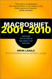 Cover of: Macroshift 2001-2010