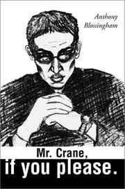 Cover of: Mr. Crane, If You Please