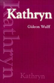Cover of: Kathryn | Hendrik Bollerud