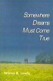 Cover of: Somewhere Dreams Must Come True