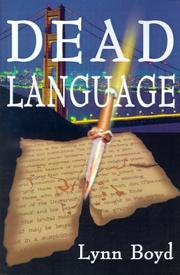 Cover of: Dead Language