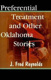 Cover of: Preferential Treatment and Other Oklahoma Stories