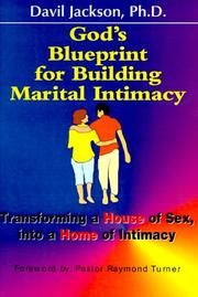 Cover of: God's Blueprint for Building Marital Intimacy
