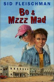 Cover of: Bo and Mzzz Mad