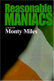 Cover of: Reasonable Maniacs