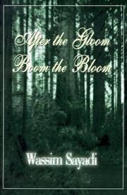 Cover of: After the Gloom Boom the Bloom