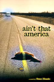 Cover of: Ain't That America