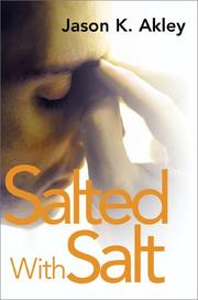 Cover of: Salted With Salt