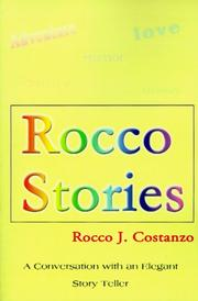 Cover of: Rocco Stories