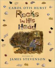 Cover of: Rocks in his head