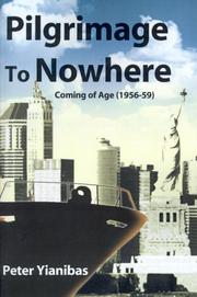 Cover of: Pilgrimage to Nowhere