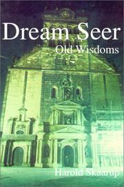 Cover of: Dream Seer | Harold A. Skaarup