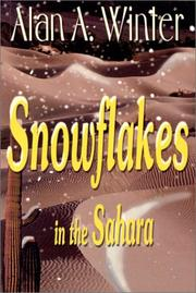 Cover of: Snowflakes in the Sahara